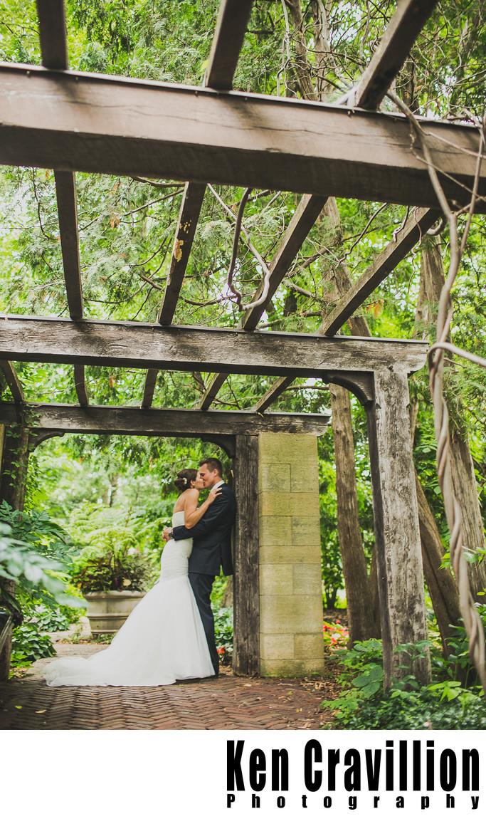 Paine Art Center Oshkosh Wedding Photography 035