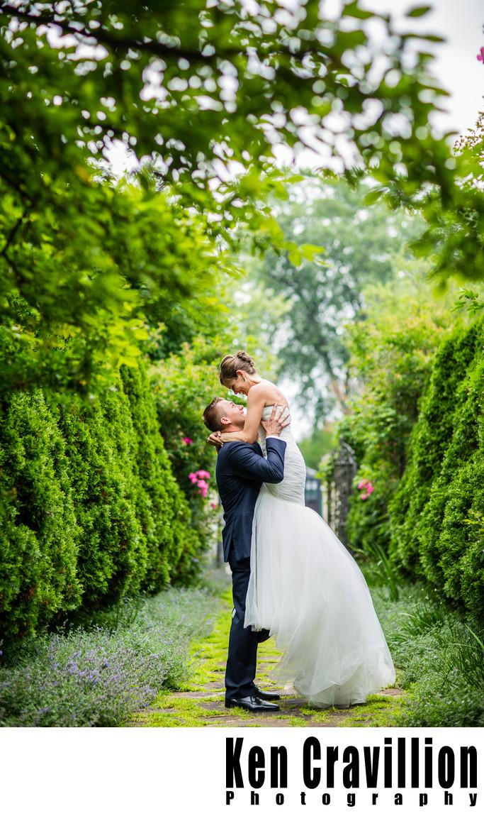 Paine Art Center Oshkosh Wedding Photography 075