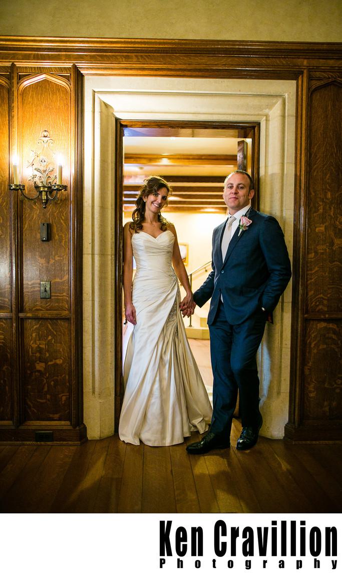 Paine Art Center Oshkosh Wedding Photography 100