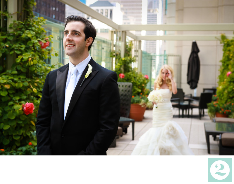 The Peninsula Hotel Chicago Wedding Photographer