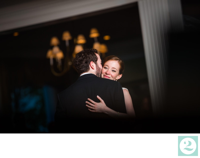 First Dance at Exmoor Country Club Wedding