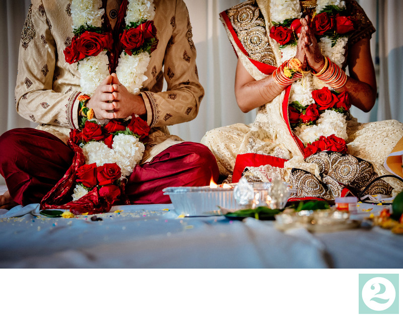 South Asian Wedding Ceremony Detail Photography