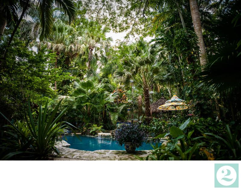 The Walton House Florida Jungle Venue
