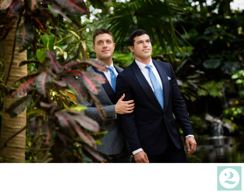 Like if Two Disney Princes Got Married in the Jungle