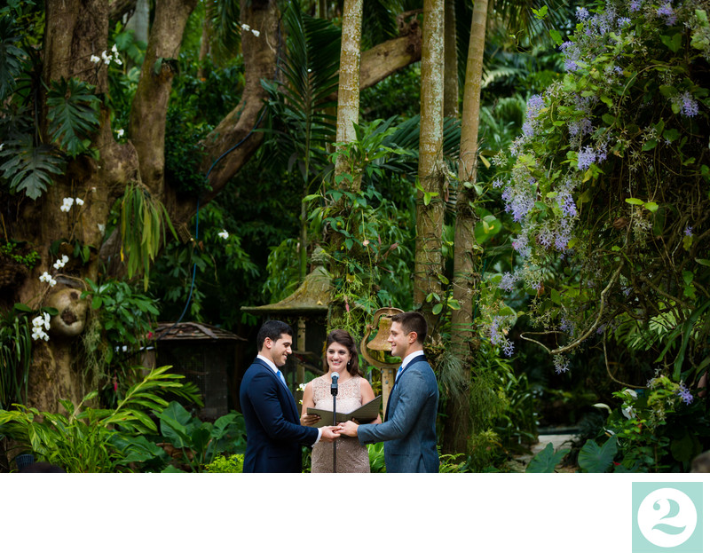 The Wedding of Gio Benitez and Tommy Didario