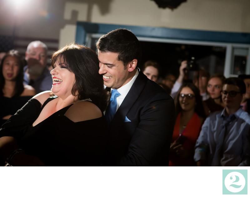 Gio Benitez mother son dance at wedding