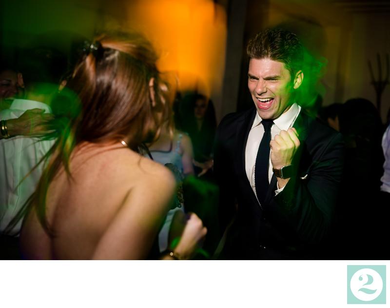 Dragging the Shutter on the Dance Floor