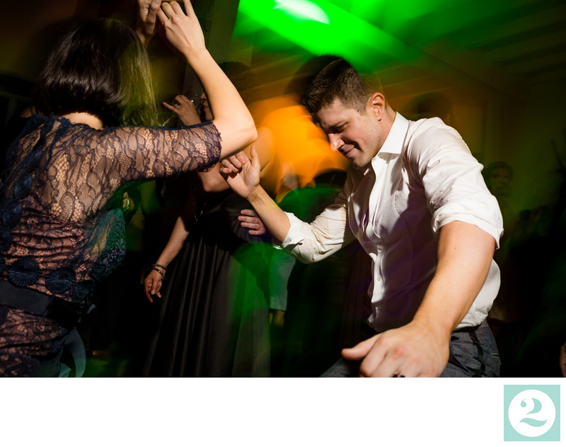 Coolest Wedding Dancing Photography