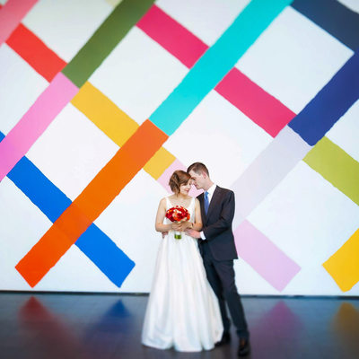 Museum of Contemporary Art wedding photography