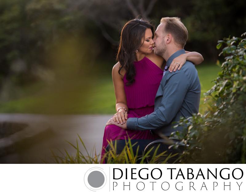 Top Engagement Photographer in Santa Cruz