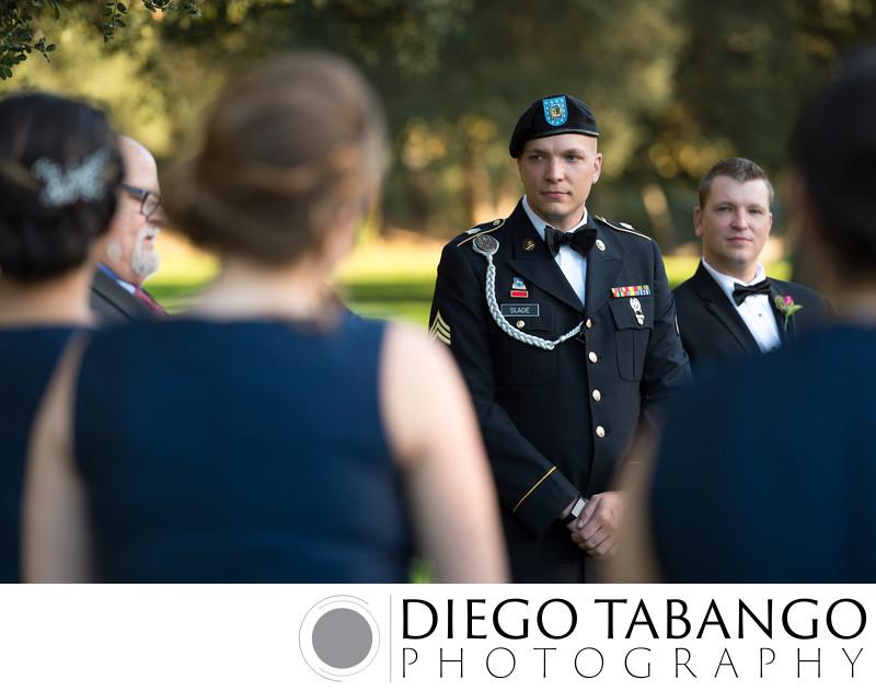 Best Outdoor Wedding Image in Santa Cruz
