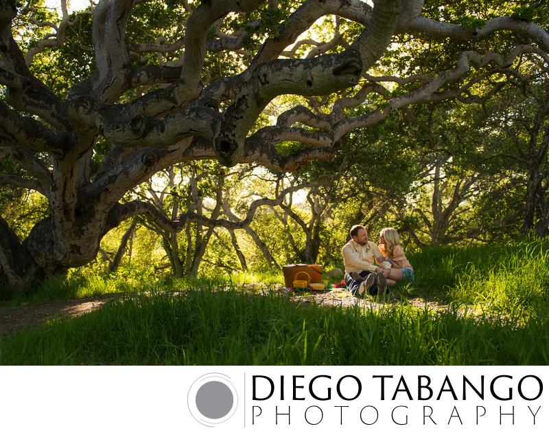 Santa Cruz Engagement Photography