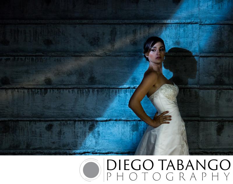 Bridal Photograph in Santa Cruz