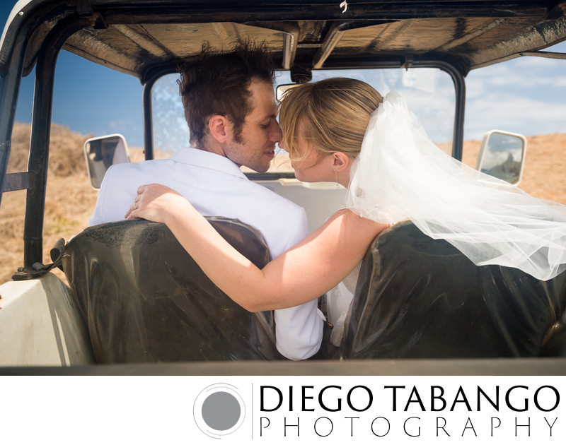 Destination Wedding Photograph in Brazil