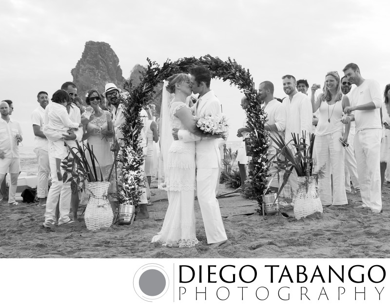 Destination Wedding Photography in Brazil