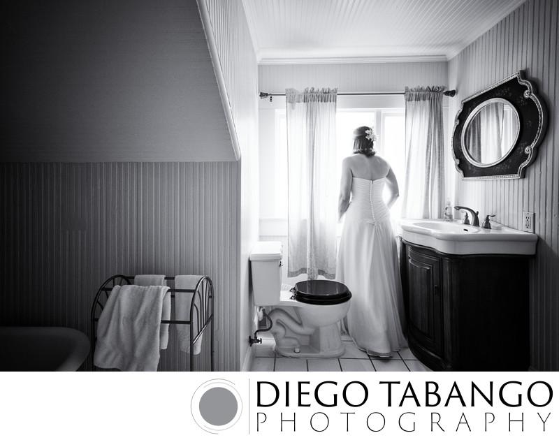 Santa Cruz Fine Art Wedding Photographer