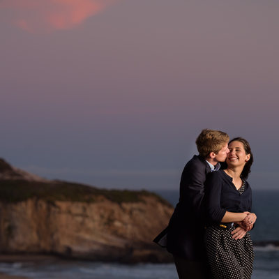 Engagement Photographer in Santa Cruz