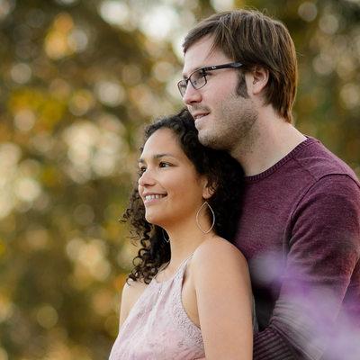 Engagement Images in Santa Cruz