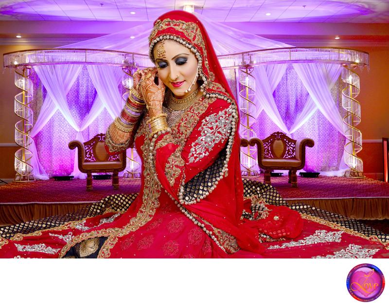 Bridal Shoot Pakistani Wedding Photographers Atlanta