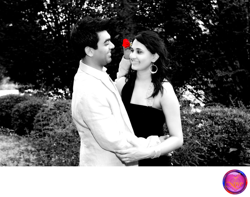 Vine Garden Wedding Photographers Atlanta Engagement