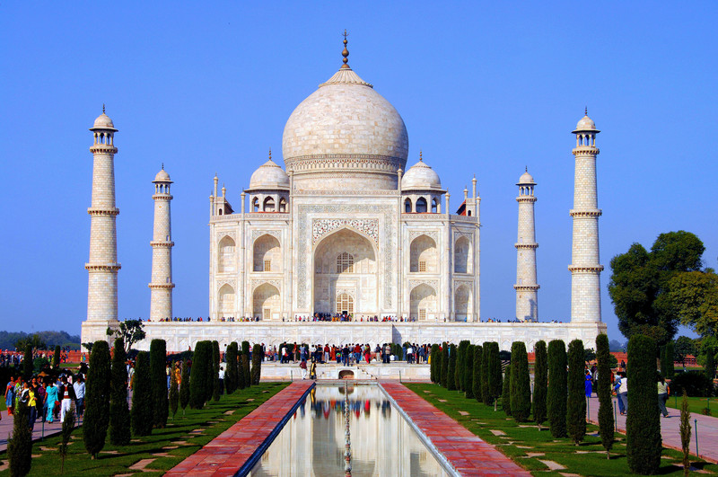 Wedding Photographer Taj Mahal Indian Atlanta
