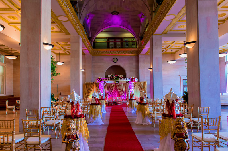 Macon Indian Wedding Terminal Station Photographer