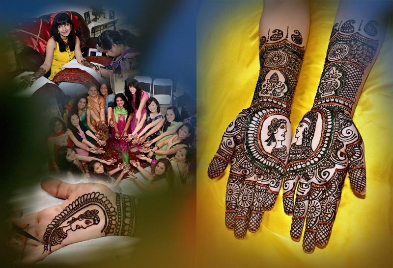 Mehndi Henna Photographer Indian Wedding Atlanta