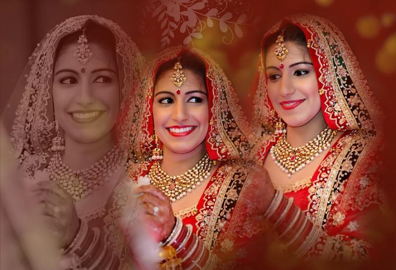 Dekalb County Wedding Photographer Indian Album Design