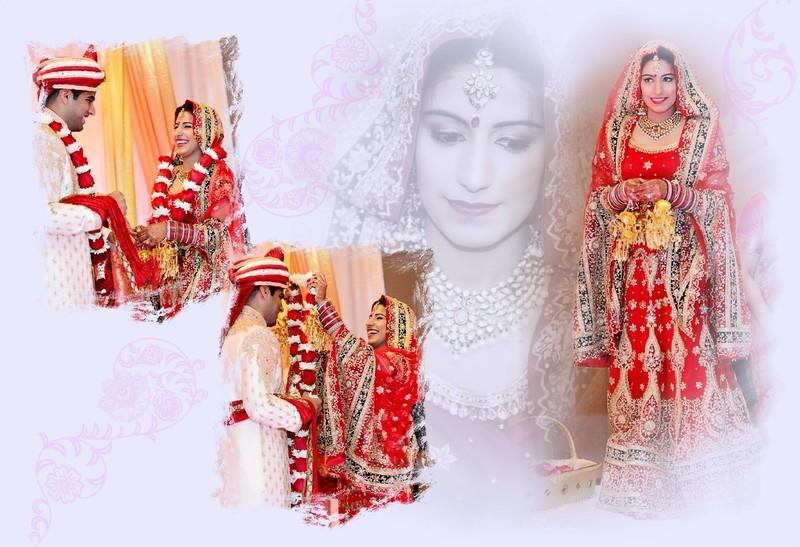 Gwin County Wedding Photographer Indian Album Design