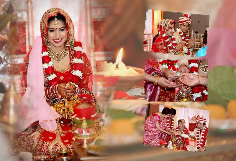 Columbus Wedding Photographer Indian Album Design