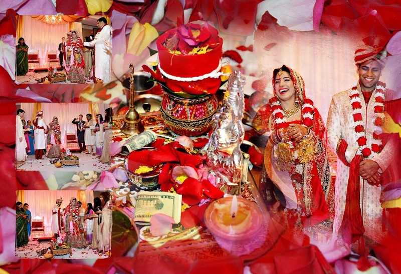 Kennesaw Wedding Photographer Indian Album Design