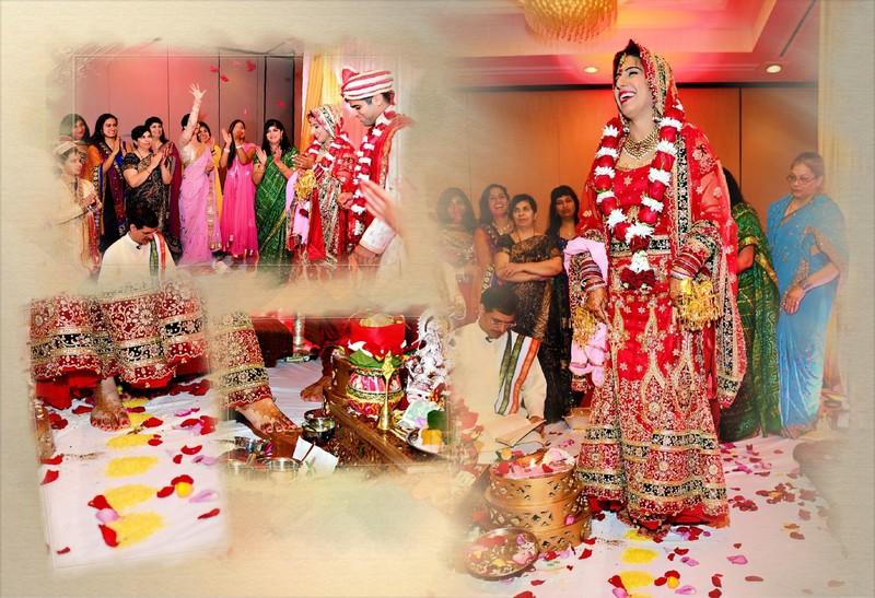 Wedding Album Design Indian Photography