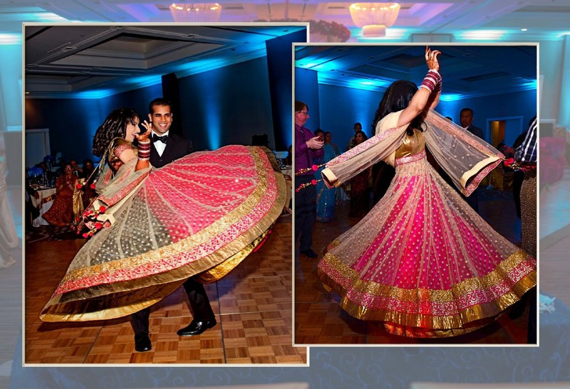 Indian Wedding Album Design Photographer Orlando