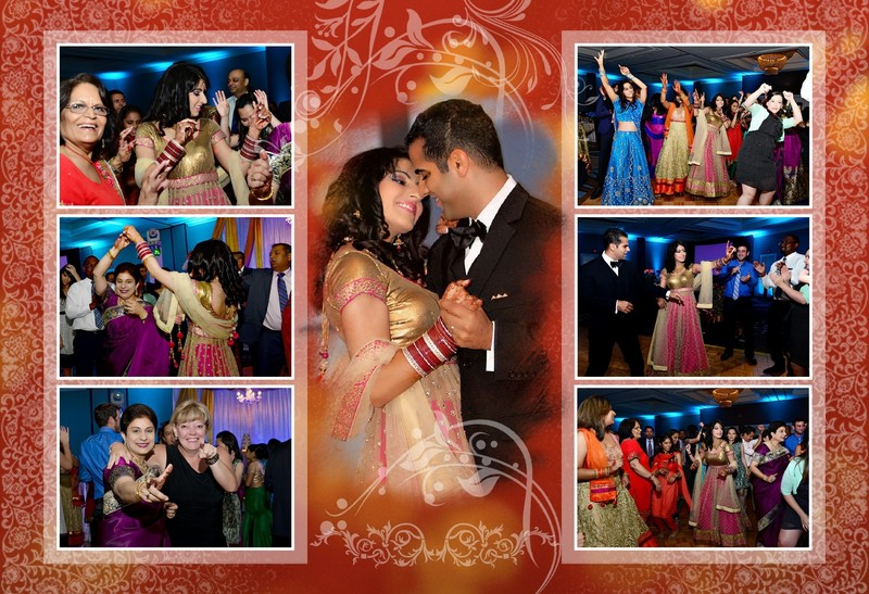 Bridal Album Design Indian Wedding Florida Photography