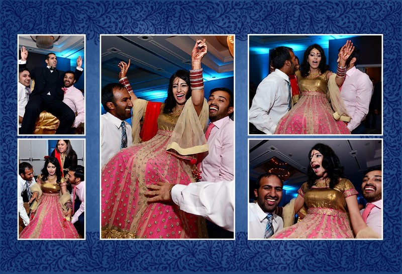 Atlanta Wedding Photographer Indian Bridal Album