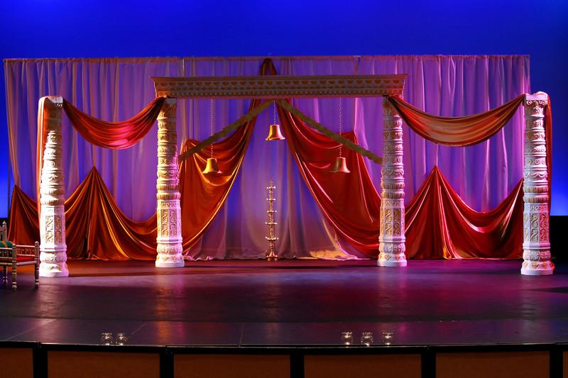 Top Atlanta Wedding Arangetram Stage Dance Photography
