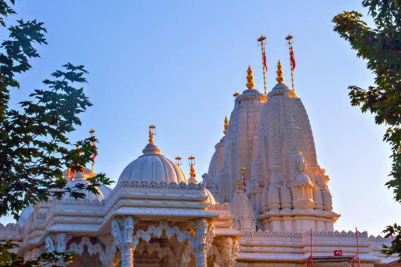 Birmingham Wedding Photographers Hindu Temple
