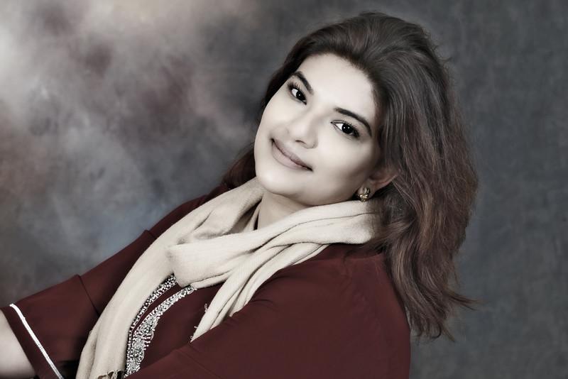 Portrait Photographer Atlanta Ismaili Matrimonial