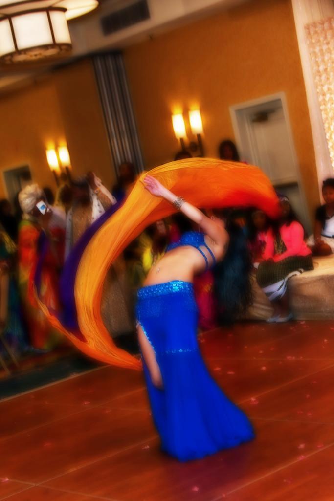 Wedding Photographer Orlando Belly Dance