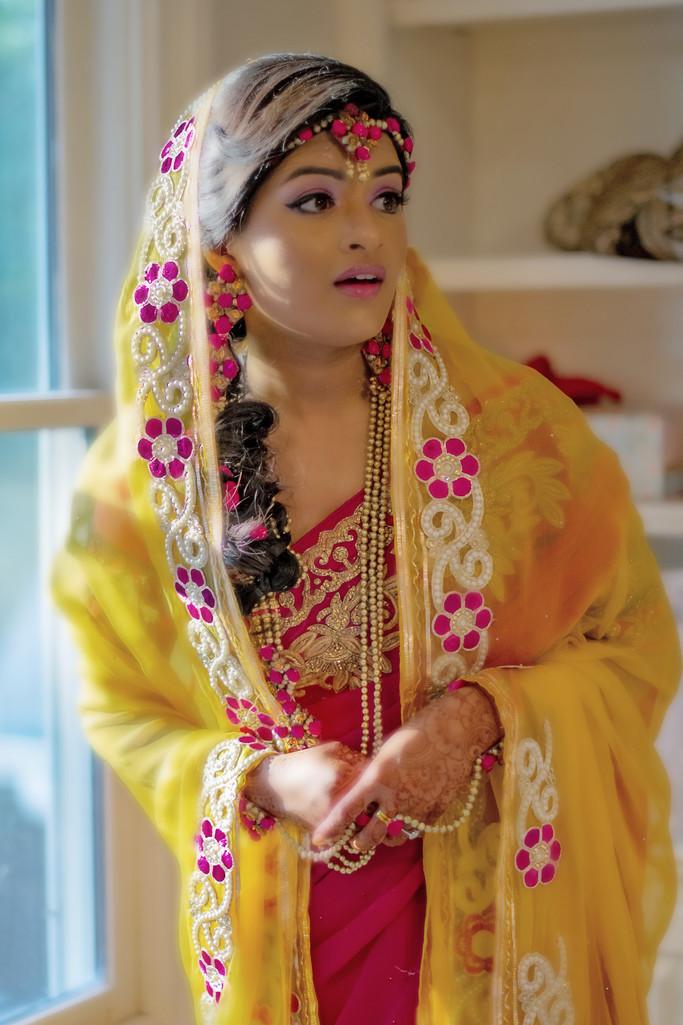 Bengali Weddings Holud Ceremony Photography Atlanta