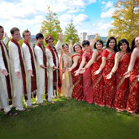 Indian Wedding Photographers Chattanooga Tn Bride Maids