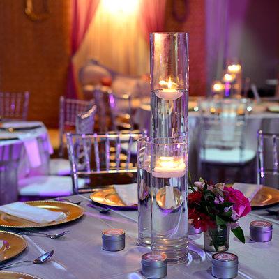Orlando Wedding Photographer Reception Decor