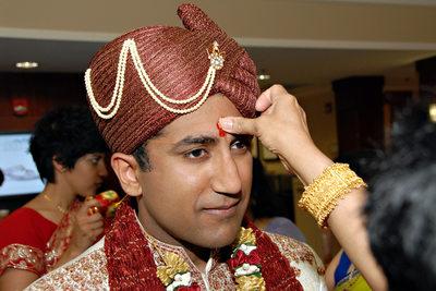 Indian Wedding Photography Chattanooga TN Groom Welcome