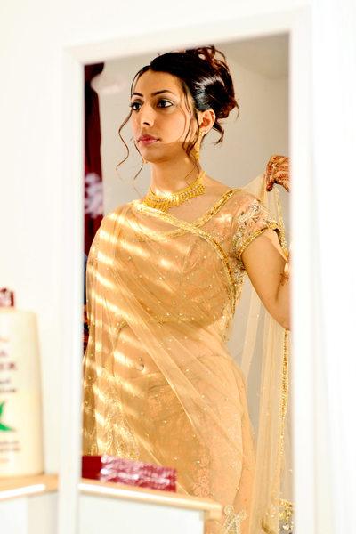 Indian Photographers Ismaili Wedding Bride Atlanta