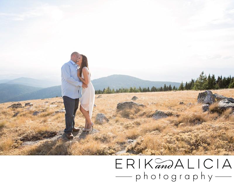 laughing mount spokane engagement