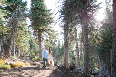 mountain forest kiss photojournalistic