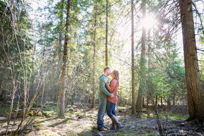 Beautiful-hayden-idaho-engagement