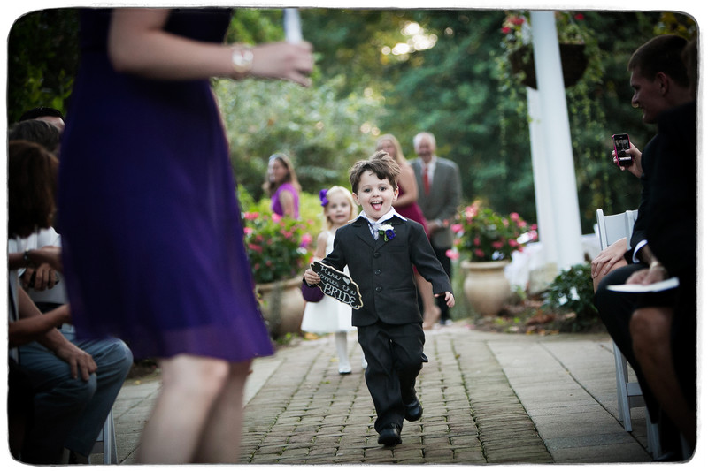 Eldridge Furnace Inn Wedding Photography Ring Bearer
