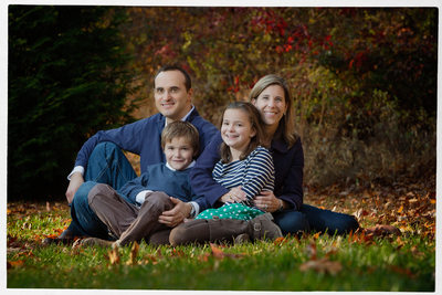 Phoenix Maryland Family Portrait Photography