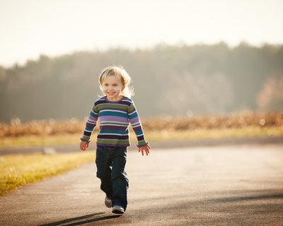 Stewartstown PA Child Portrait Photographers Location